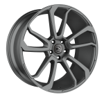 HAWKE Falkon wheels 22 inch 5-120 | Gunmetal - Set of four
